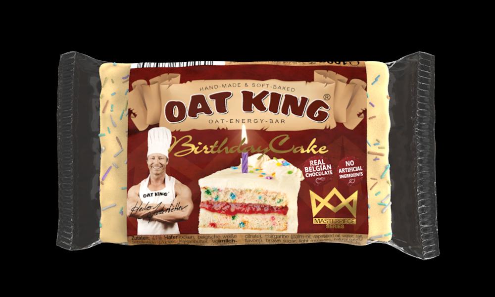 OAT KINGR BIRTHDAY CAKE